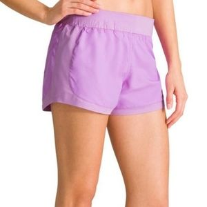 Athleta Go The Distance Short in Thistle P…